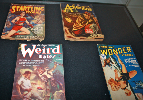 Weird Tales showcase