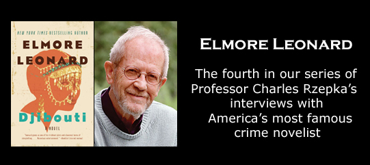 Elmore Leonard Interview #4