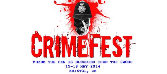 CrimeFest 2014