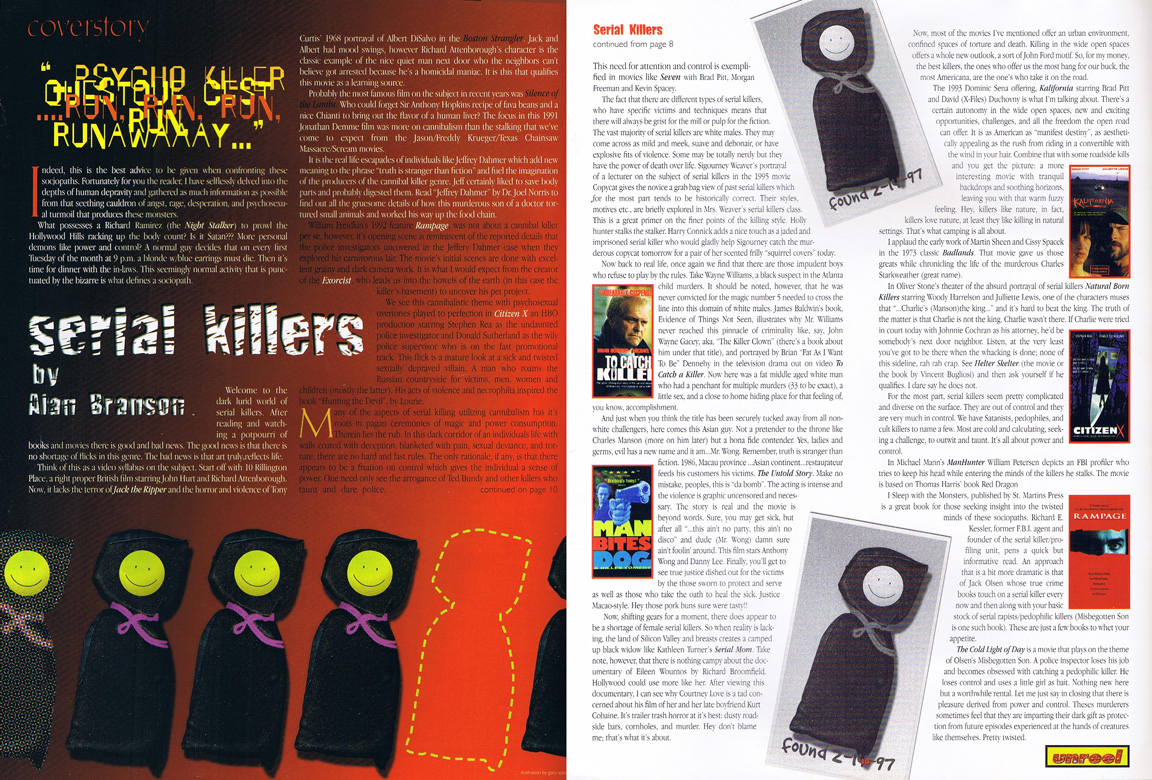 the issue of african american serial killers in allan bransons african american serial killers over  Introduction for a research paper on serial killers of serial killers allan beberniss that states that serial killers are most african american.