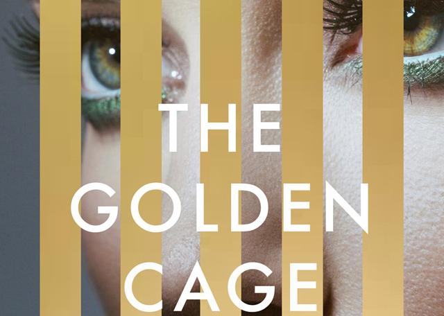 CAMILLA LACKBERG, THE GOLDEN CAGE