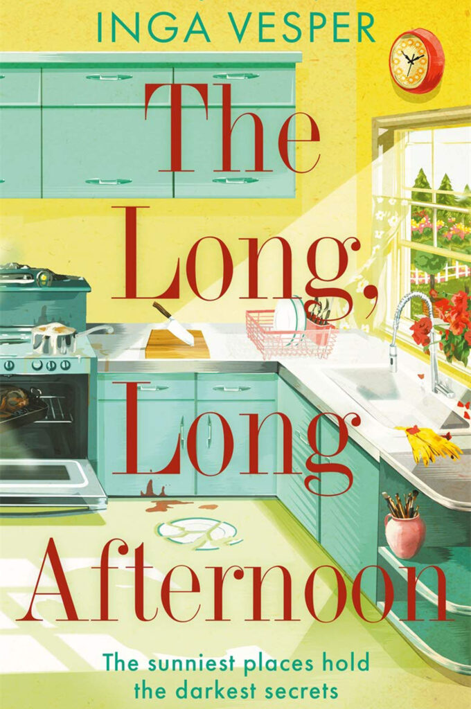 Inga Vesper, The Long, Long Afternoon